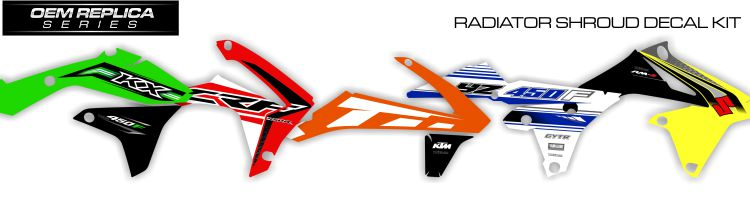 MX Graphics Dirt Bike Decals Rad Graphics