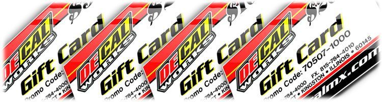 DeCal Works Gift Cards