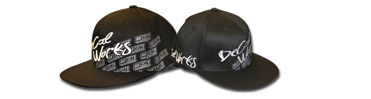 DeCal Works Casual Apparel Hats