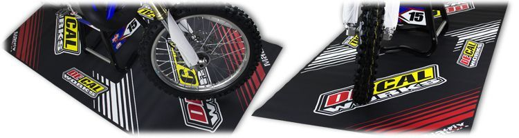 MX Dirt Bike Work Mats