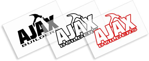 DeCal Works Custom Clear Rectangle Sticker
