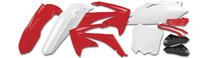MX Graphics Dirt Bike Plastic Honda CR CRF