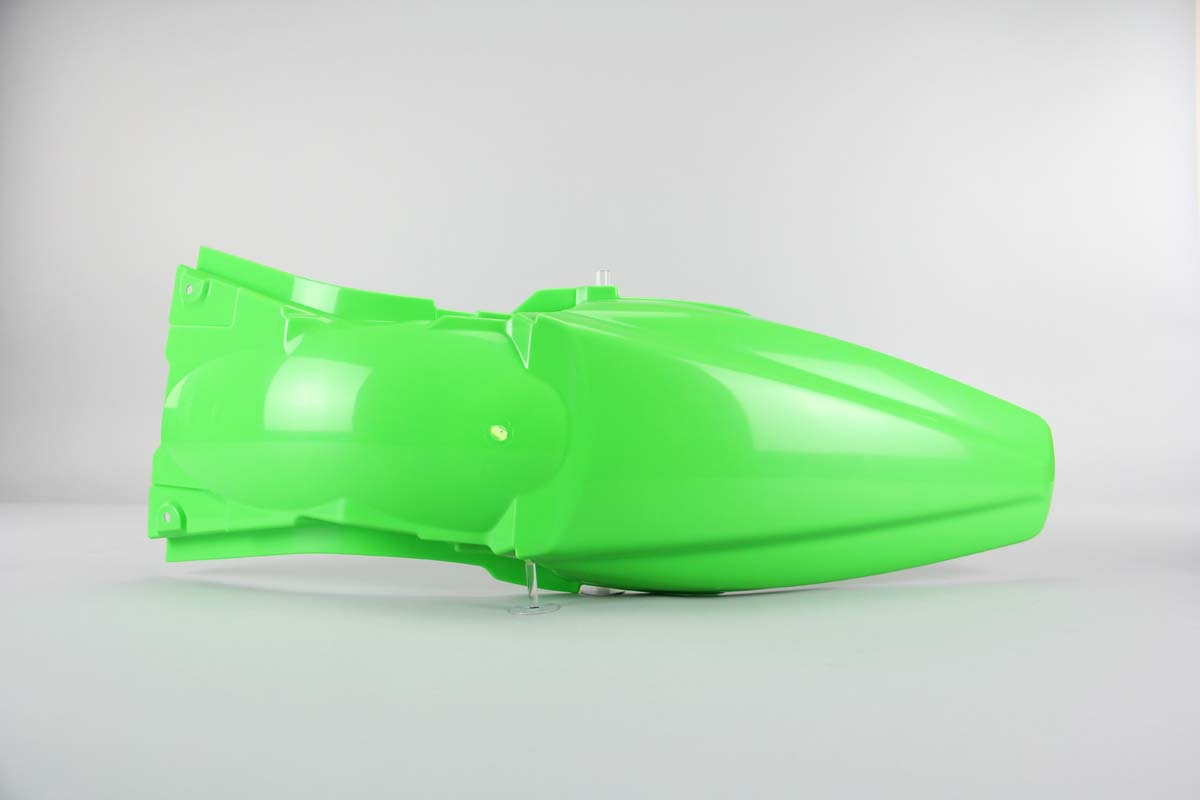 Green Rear Fender {{bikestring}}