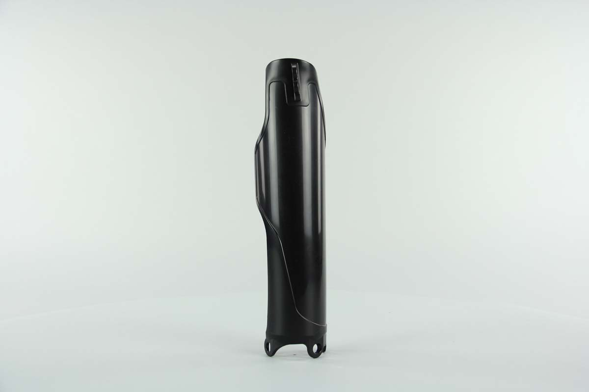 Left Black Lower Fork Guards {{bikestring}}