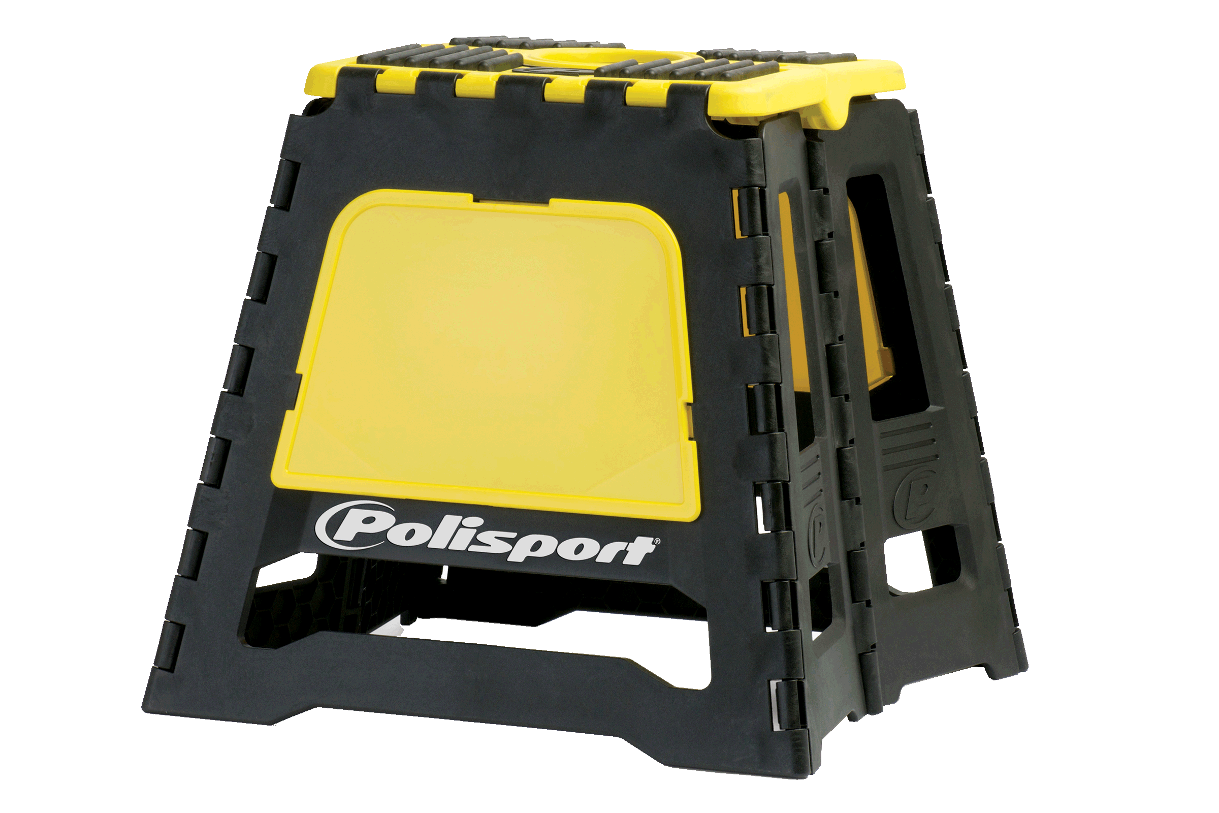 Polisport Foldable Bike Stand Yellow