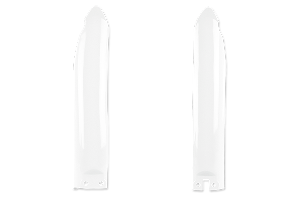 White Plastic Kit Level 2 Kawasaki: KX125 (2 Stroke) (1999-02) / KX250 (2 Stroke) (1999-02)