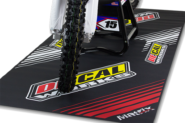 DeCal Works - Matrix R2 Factory Black Mat