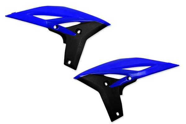 Blue / Black Plastic Kit Level 3 Yamaha: YZ250F (2010-13)