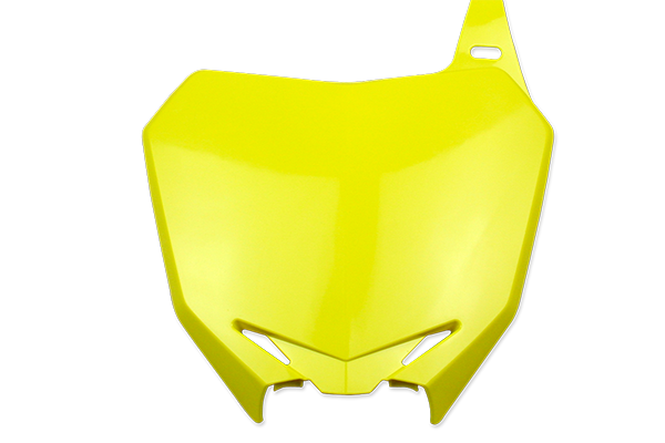 Yellow Plastic Kit Level 5 Suzuki: RMZ250 (2010-18)