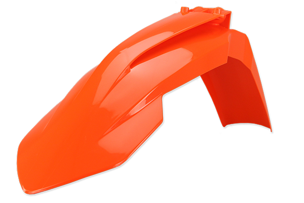 Orange Front Fender {{bikestring}}