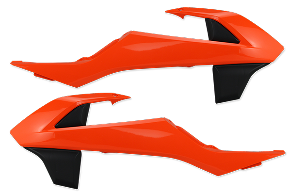 Orange Plastic Kit Level 4 KTM: SX65 (2 Stroke) (2016-18)