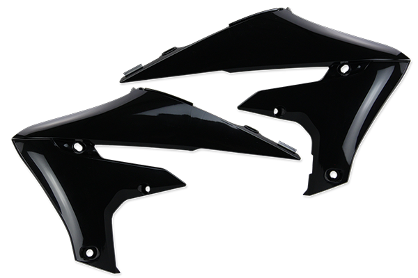 Black Complete Plastic Kit With Lower Forks Yamaha: YZ250F (2019-20) / YZ250FX (2020) / YZ450F (2018-20) / YZ450FX (2019-20)