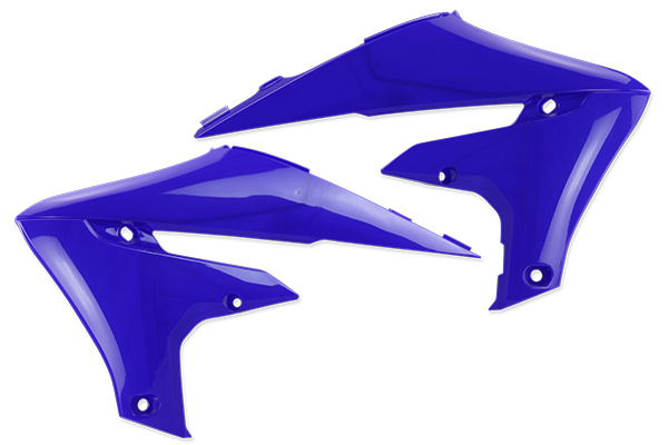 Blue Complete Plastic Kit With Lower Forks Yamaha: YZ250F (2019-20) / YZ250FX (2020) / YZ450F (2018-20) / YZ450FX (2019-20)