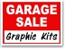 DeCal Works Garage Sale Series Logo