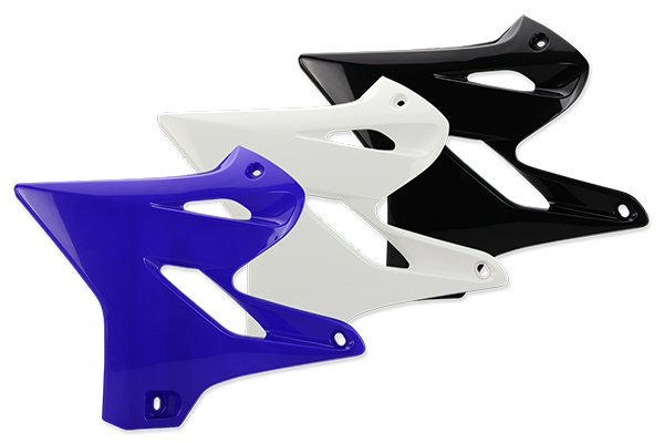 Rad Cover Set for Yamaha: YZ125 (2 Stroke) (2015-19) / YZ250 (2 Stroke) (2015-19) / YZ250X (2 Stroke) (2016-19) | DeCal Works