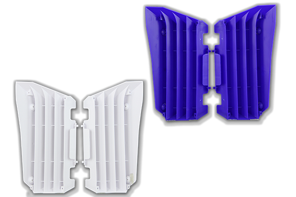 Radiator Louvers for Yamaha: YZ250F (2007-09) / YZ450F (2007-09) | DeCal Works