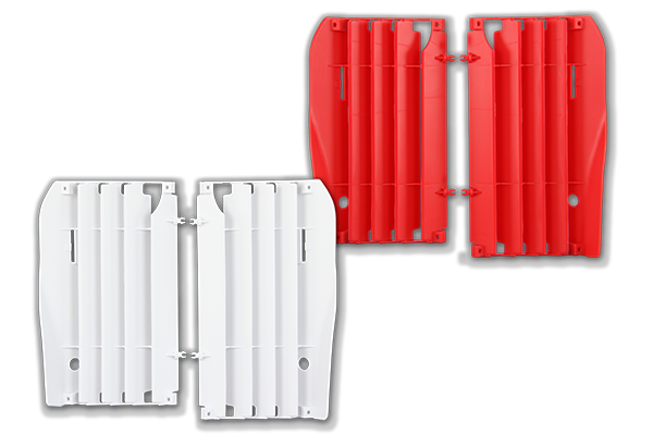 Radiator Louvers for Honda: CRF250R (2010-13) | DeCal Works