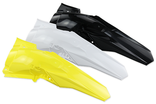 Rear Fender for Suzuki: RMZ250 (2019) / RMZ450 (2018-19) | DeCal Works