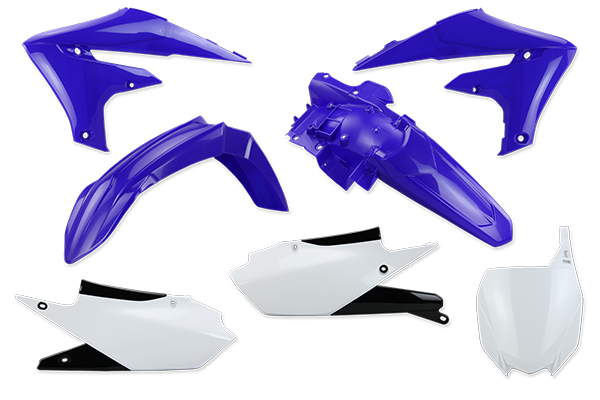 Complete Plastic Kit for Yamaha: YZ450F (2018-20) / YZ250F (2019-20) / YZ450FX (2019-20) / YZ250FX (2020) | DeCal Works