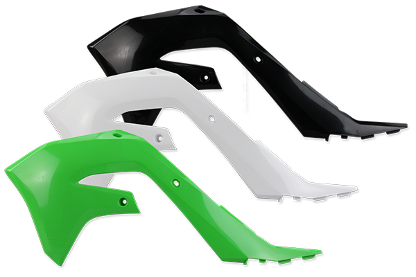 {{itemdesc}} Rad Cover Set for Kawasaki: KX450F (2019)