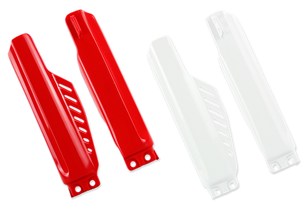 Lower Fork Guards for Honda: CR85 (2 Stroke) (2003-07) / CRF150R (2007-19) / CRF150R Expert (2007-19) | DeCal Works