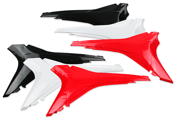 Airbox Covers for Honda: CRF450R (2009-12) / CRF250R (2010-13) | DeCal Works