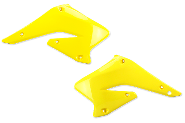 Rad Cover Set for Suzuki: RMZ250 (2004-06) | DeCal Works