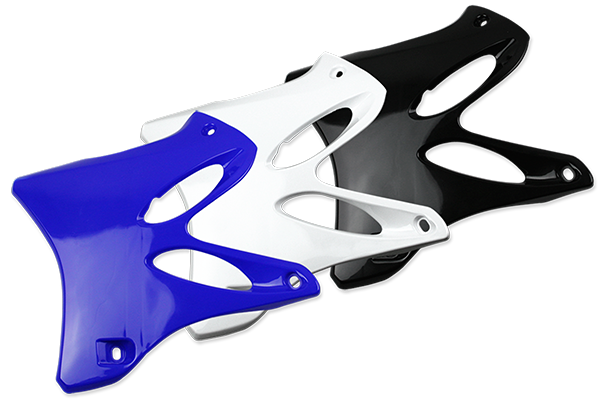 Rad Cover Set for Yamaha: YZ125 (2 Stroke) (2002-14) / YZ250 (2 Stroke) (2002-14) | DeCal Works