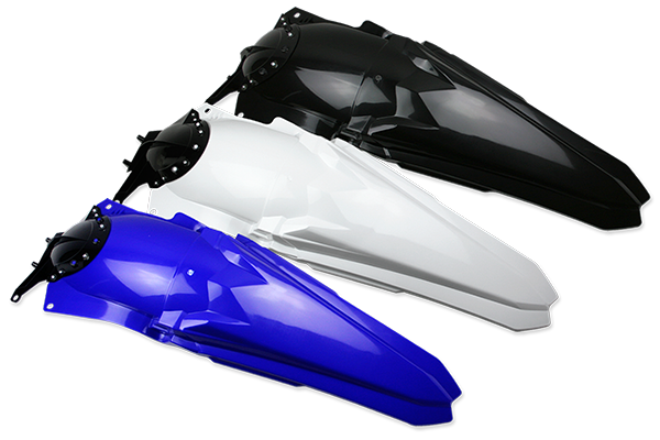 Rear Fender for Yamaha: YZ450F (2010-13) | DeCal Works