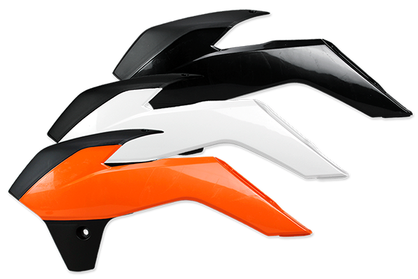 Rad Cover Set for KTM: SX85 (2 Stroke) (2013-17) | DeCal Works